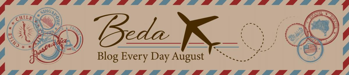 blogs de viagem BEDA