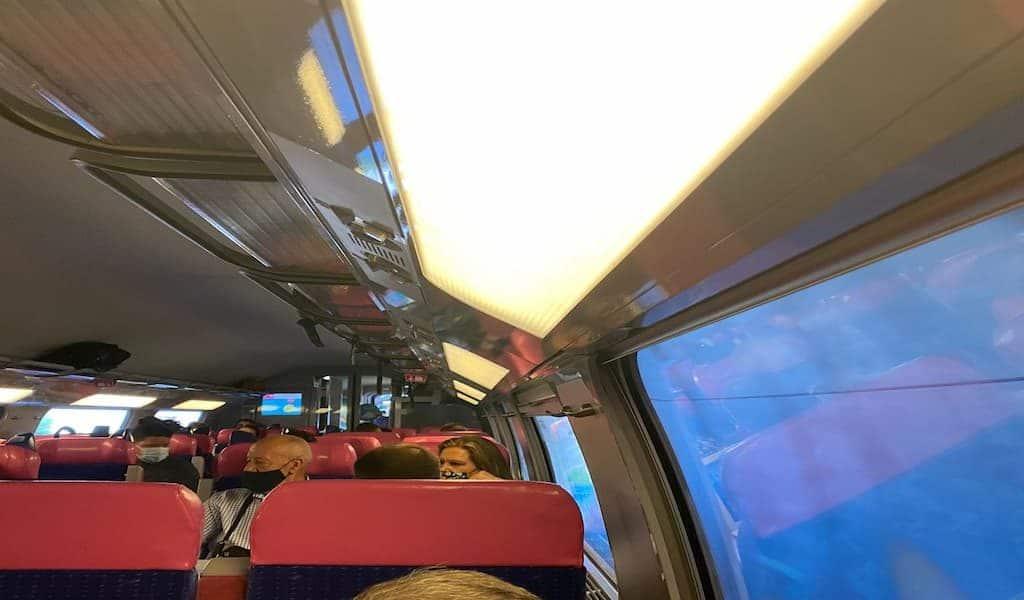 trem na espanha interior ouigo