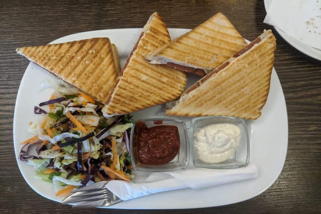 Onde Comer em Berlim? Monalisa Café